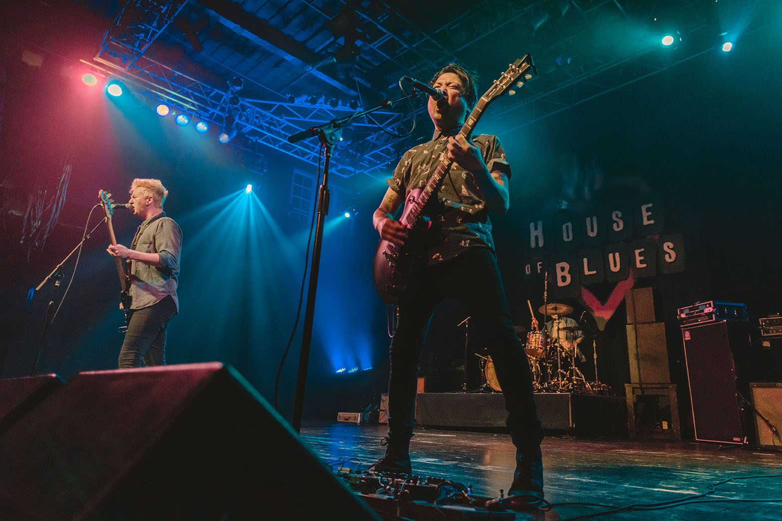 luvlost house of blues promo band concert rock photo photography image